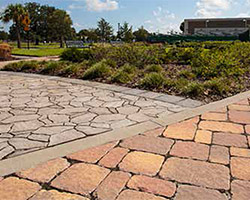 Mixed-Use Development Pavers<br>Encore - Tampa, FL
